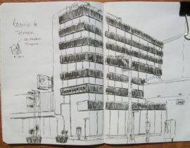 Maratón Internacional de Dibujos (sketchCrawl)