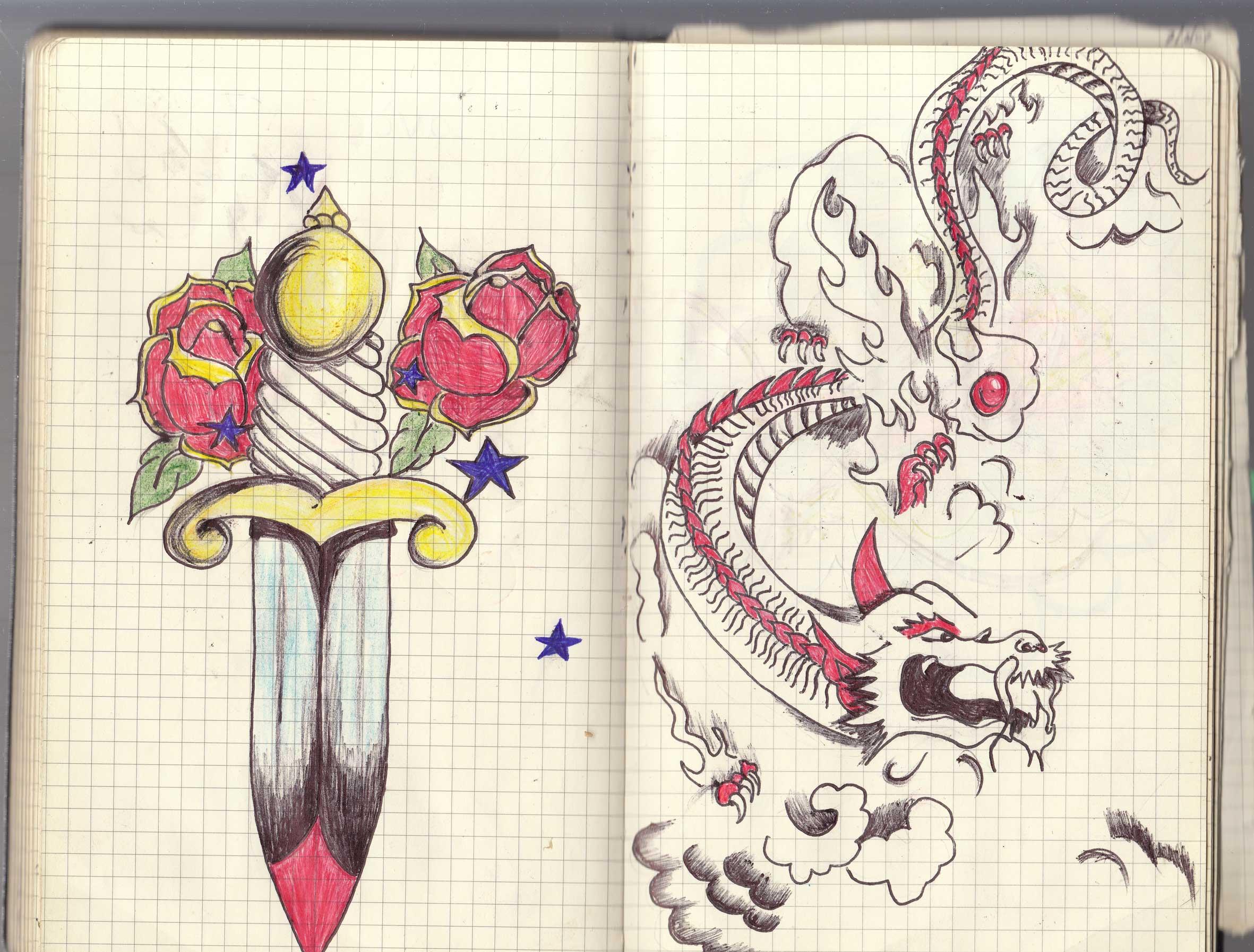 Estudio para tatuajes