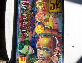 Moleskine Street art