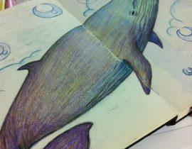 the whale's dreams come true