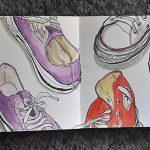 Travelig skatches 2