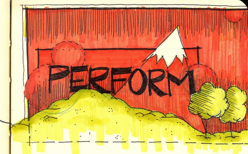 perform [horizon]