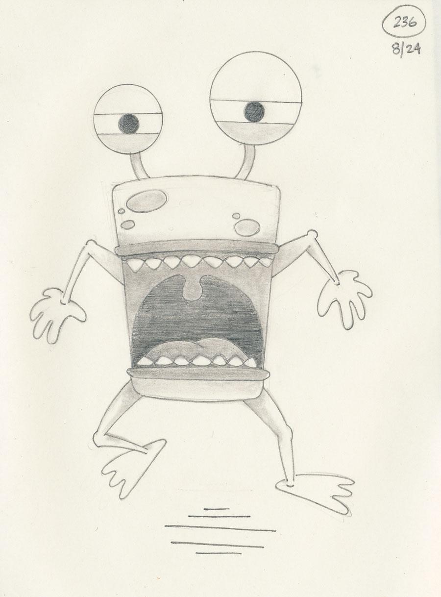 Monster 236