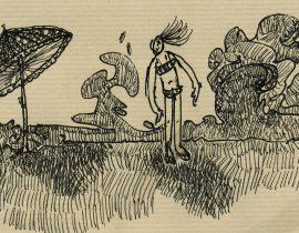 principessa del mare (sketch)