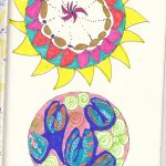 Zendala doodles