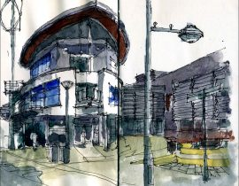 Boathouse, Wisbech Quay