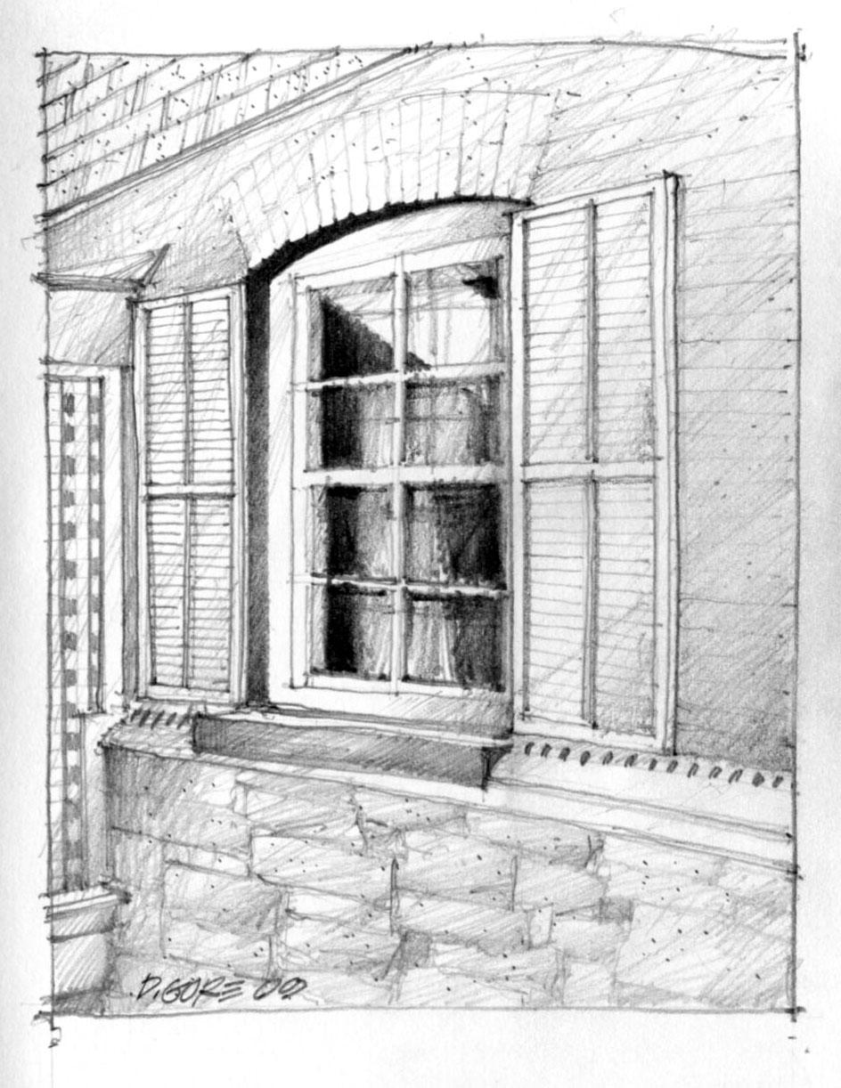 Sagamore Hill Window