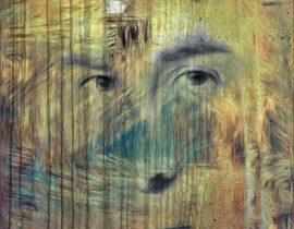 Self-portrait collage
