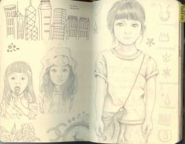 sarene's sketches #1