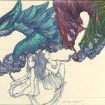 Moleskine XXIV – Dragonpipes