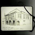 Falmouth Post Office, Jamaica W.I.