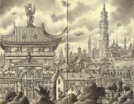 Taliesing City