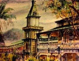 Palacio municipal de Orizaba, Veracrúz México diseñado por Gustave Eiffel!!