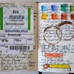 Paris diary 01