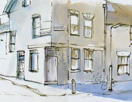 Mawson Road. Cambridge