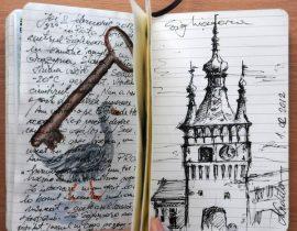 Sighisoara journal