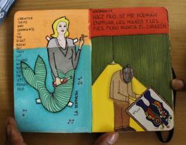 Mermaid and Old man