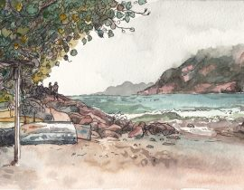 Sheik-O Beach