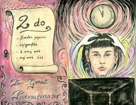 The great procrastinator
