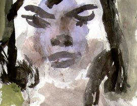 portrait of T