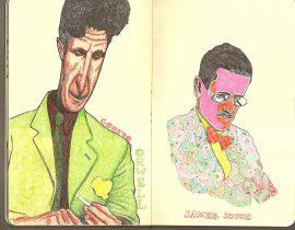 Orwell & Joyce