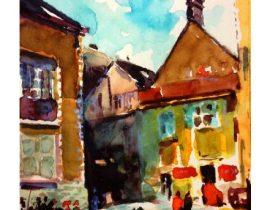 Detalle en Chartres!