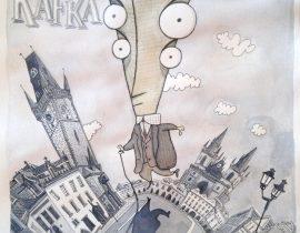 KAFKA en PRAGA