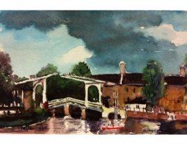 Puente Levadizo de Amsterdam!