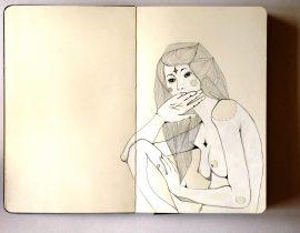 Moleskine   Silence   Gabriel Kieling