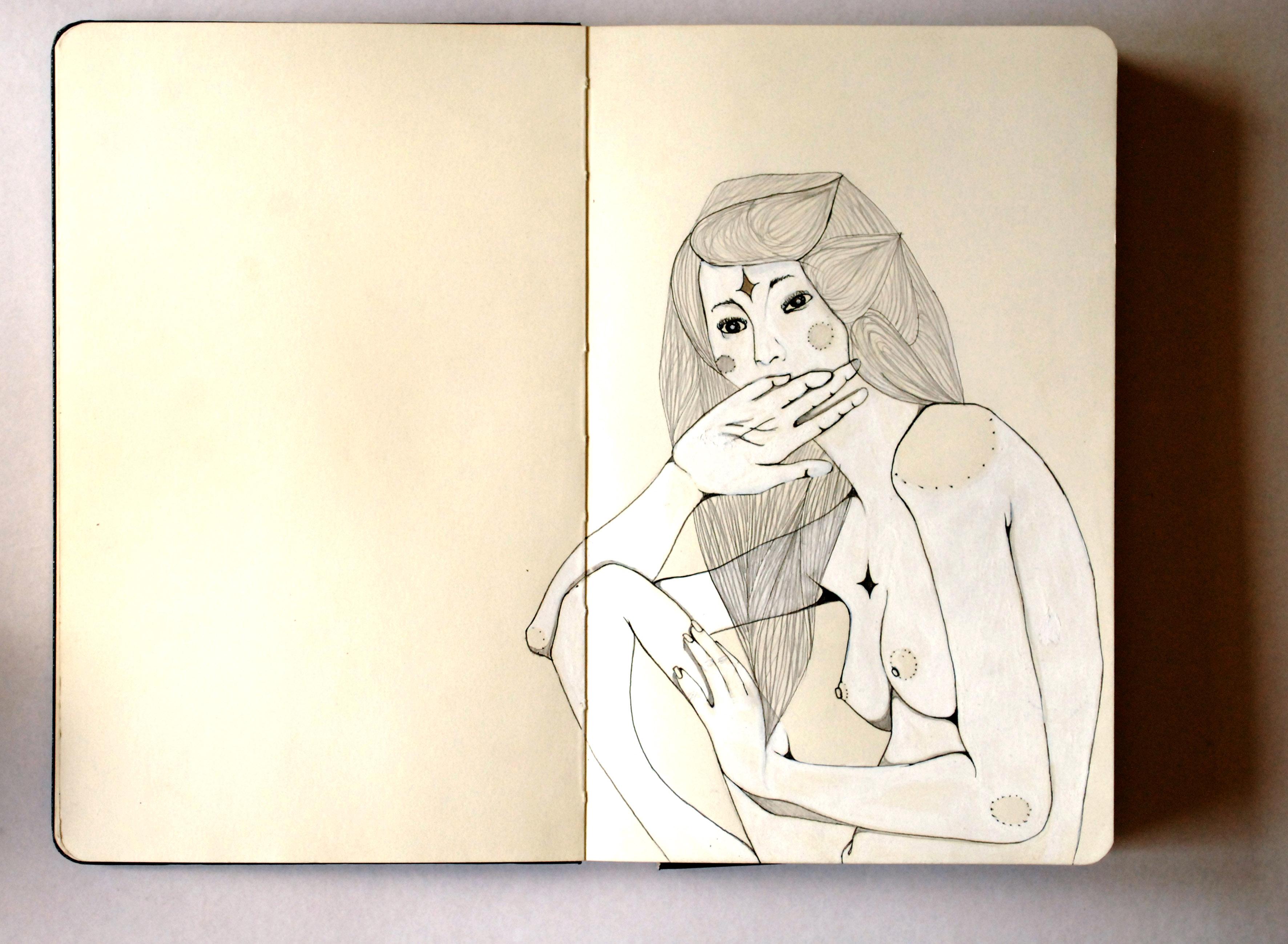Moleskine | Silence | Gabriel Kieling