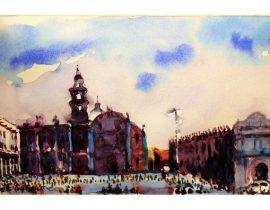 Plaza de Santo Domingo!