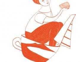 Viaggiatore di gusto  – Moleskine cahier regalo aziendale 2012