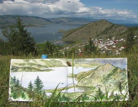 Baikal. Zuun Khagun