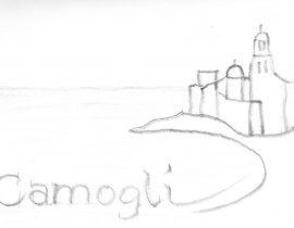Camogli/Liguria/Italy