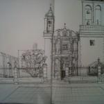Iglesia de San Sebastian (SPL BOCETOUR)