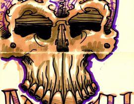 skull move