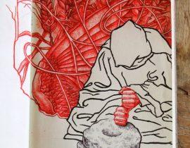 "Cairo sketchbook – ""Grindstone"""