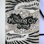 Moleskine illustration: The movin' on song