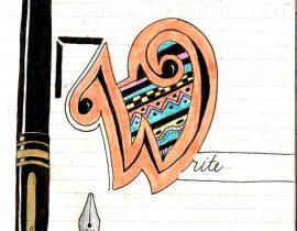 Calendar doodle4