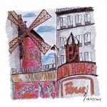 Moulin Rouge – Paris