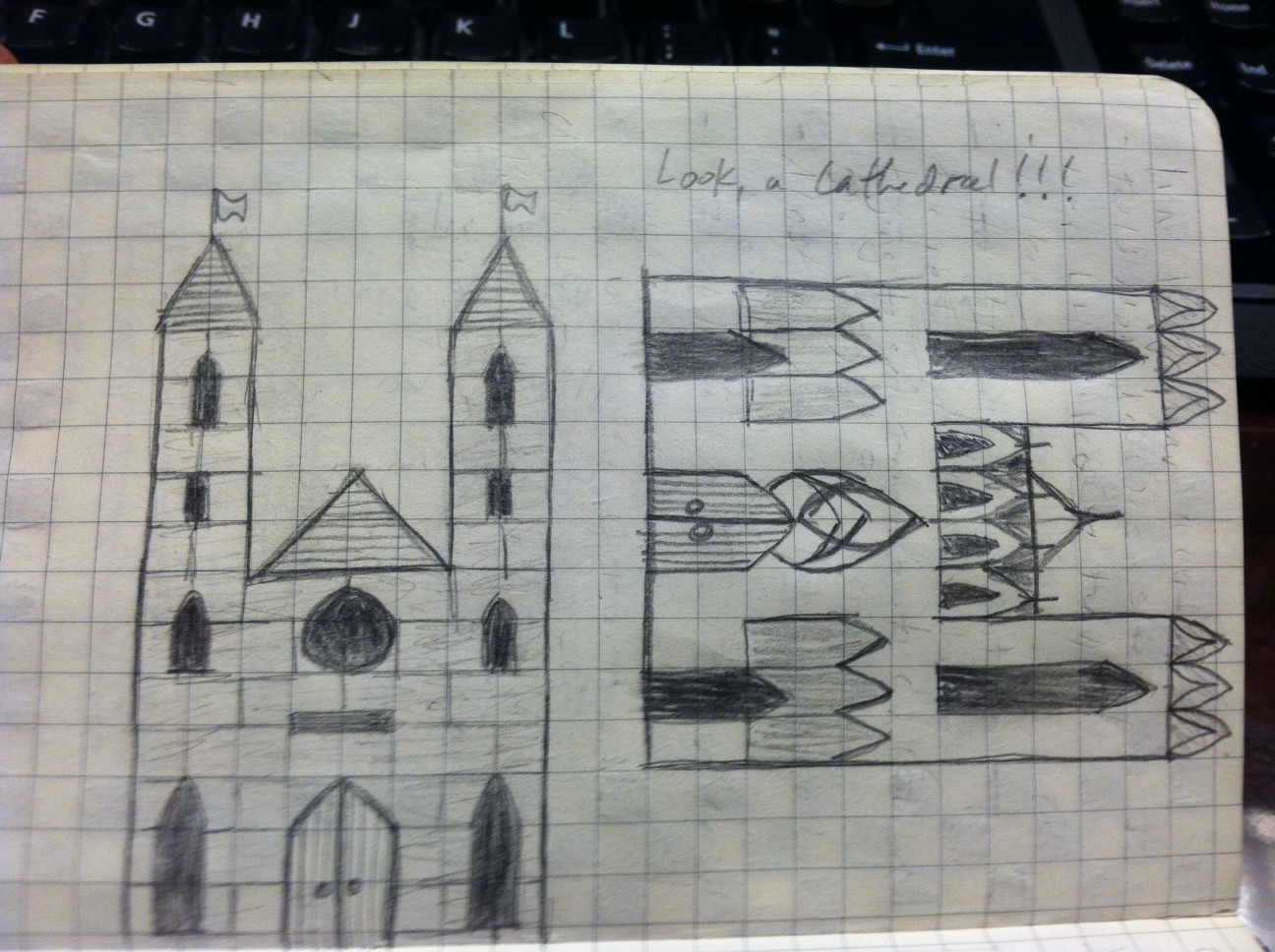 A Study in Cathedrals