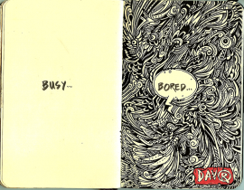 Busy vs Bored