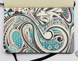Swirls – in colour