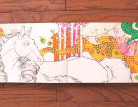 Horse-Anneris Kondratas