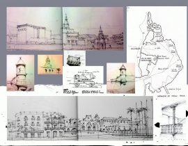 Cartagena de Indias Sketchbook