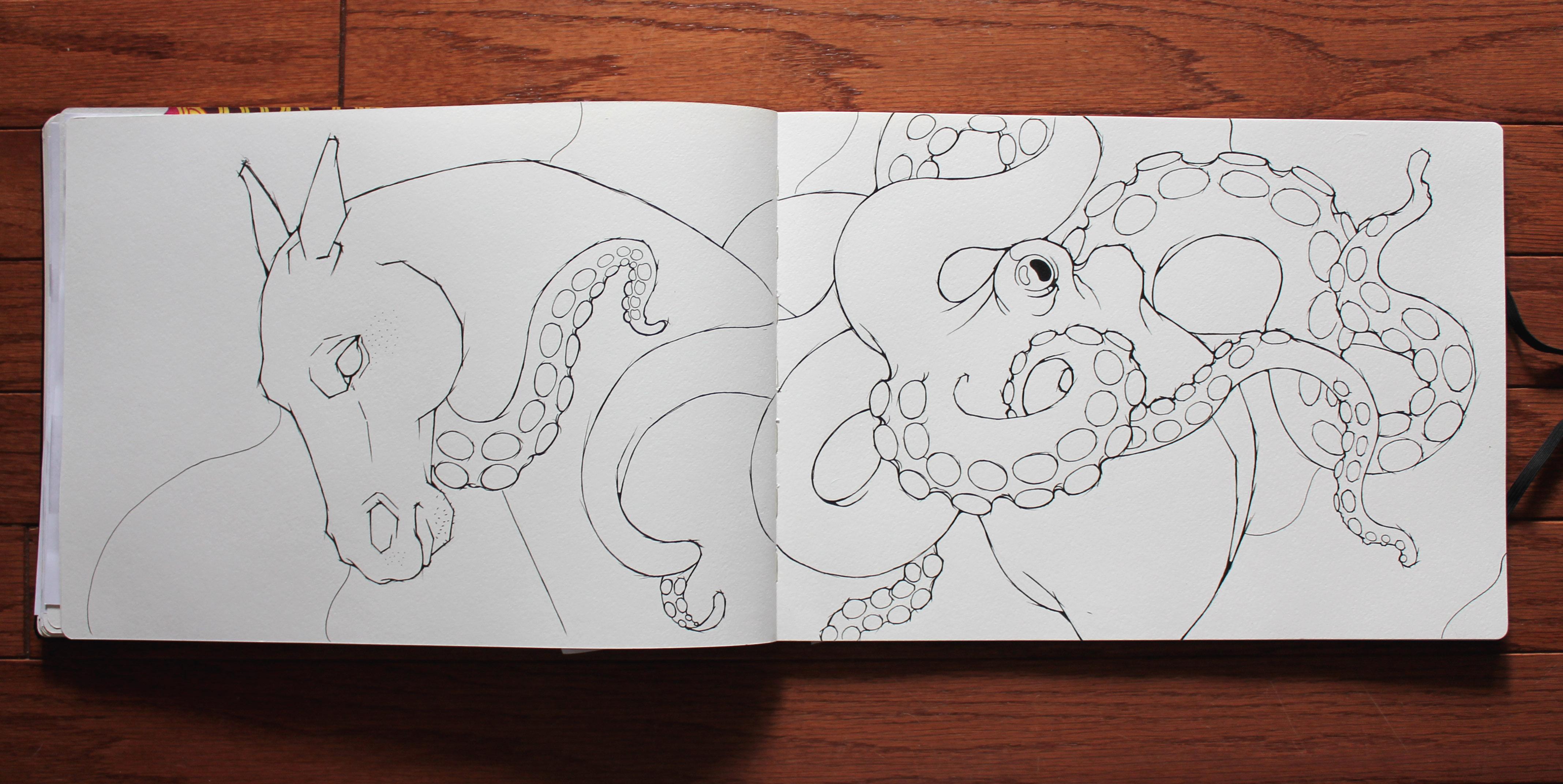 Octopus-Anneris Kondratas