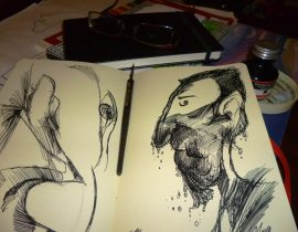 Just a little sketch…