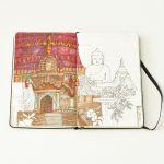Burma travelbook