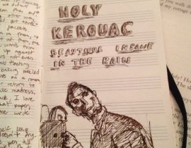 Holy Mutant Kerouac