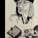 Vivian Stanshall and Box Brownie